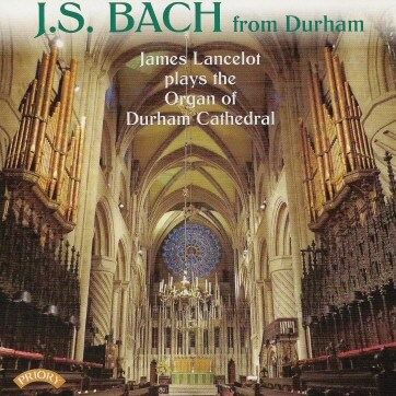 J S Bach from Durham