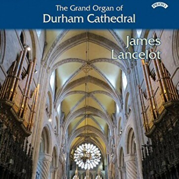 The Grand Organ of Durham Cathedral (DVD, BluRay & CD)