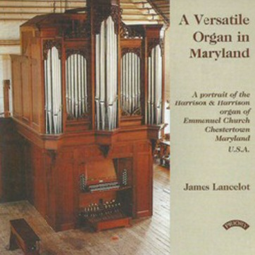 A Versatile Organ in Maryland